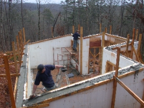 Pouring concrete for Best weather to pour concrete